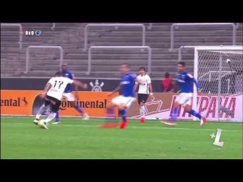 Corinthians 2 x 1 Cruzeiro - Gols & Melhores Momentos - Copa do Brasil - 28/09/2016
