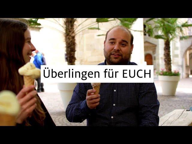 Dominik Mattes CDU | Wahlwerbespot Gemeinderatswahl Überlingen 2019