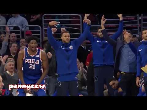 Ben Simmons FULL Oct & Nov Highlights !!! - Rookie of the Month NBA