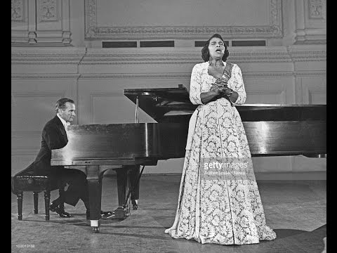 Marian Anderson Sings:Rachmaninoff- Bucky/ laneaudioresearch 2016