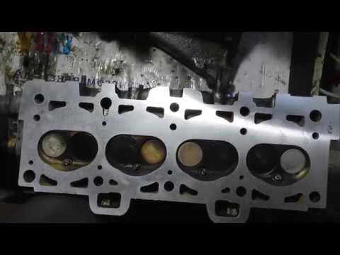 Ремонт 8 клапанного двигателя с ВАЗ 2110 2 Часть