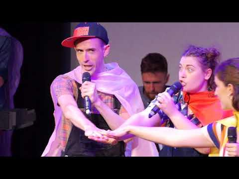 Ed Fringe - The Musical Revue: Fast Fringe