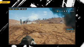 PUBG JAPAN SERIES βリーグ Phase2 Class2  Day5