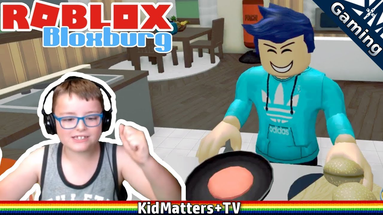 Beautiful Day in this Neighborhood – First house | Roblox | Welcome to Bloxburg [KM+Gaming S01E54]