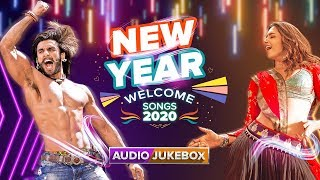 Gambar cover Welcome 2020 - New Year Special Bollywood Party Mix | Eros Now