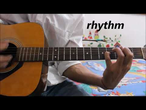 Phir Se Udd Chala - Simple Easy Hindi Guitar Lesson Chords - Rockstar - Mohit Chauhan