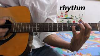 Phir Se Udd Chala - Simple Easy Hindi Guitar Lesson Chords - Rockstar - Mohit Chauhan mp3 song download
