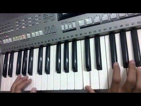 #YAMAHAPSR #PSR710 Belajar Keyboard Dan Piano Lagu Anak Kasih Ibu Kepada Beta