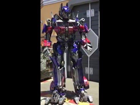 Optimus Prime, Hollywood