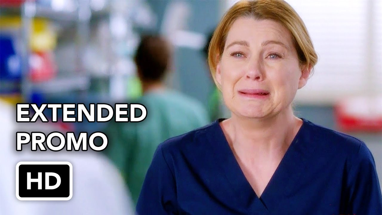 Greys Anatomy 14x23 Extended Promo Cold As Ice Hd Season 14