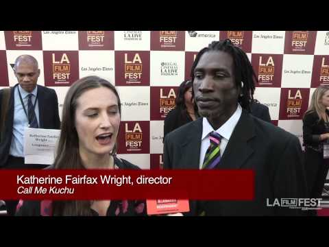 2012 LA FILM FEST - Call Me Kuchu U.S. Premiere