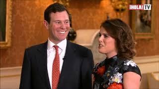 Eugenia de York revela un impresionante detalle de su boda | ¡HOLA! TV