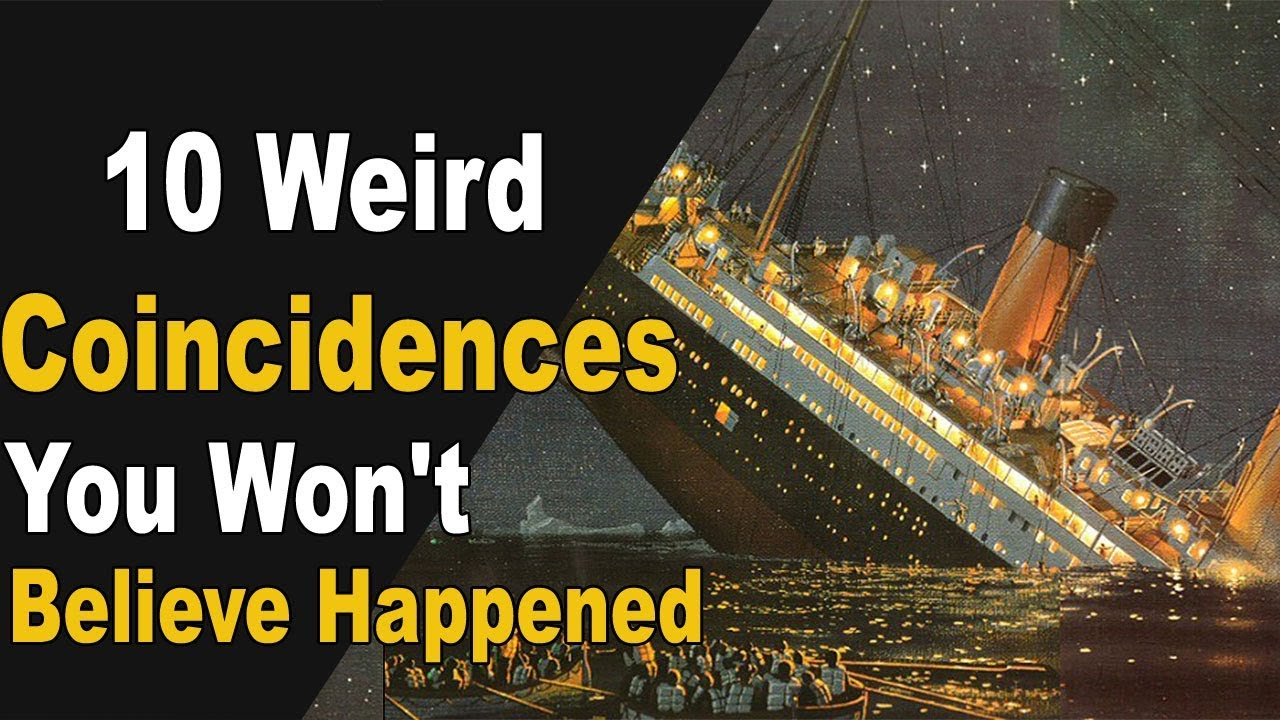 13Unbelievable Coincidences That Leave UsWith Many Questions About the World