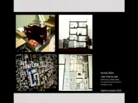 "Katja Grillner: ""Feminism as Architecture"""