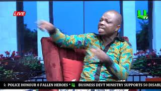 Discussion segment on Adekye Nsroma 28/11/19