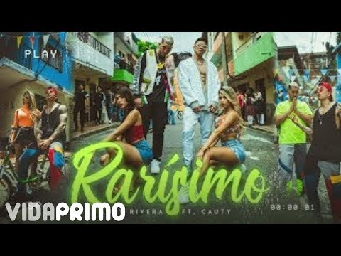 Andy Rivera FT Cauty - Rarísimo ( Vídeo Oficial )