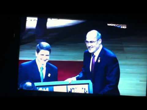 Chicago Bulls 20th Anniversary Celebration [FULL VIDEO] (part 2/2)