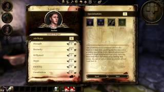 Dragon Age Origins Q6600 2.40GHz(Overclocked 2.8GHz) Max settings