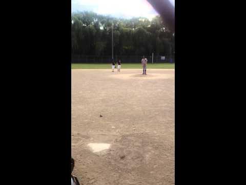 Asher Kirk-Elleker 1st Pitch