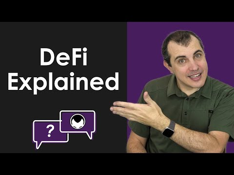 Ethereum Q&A: DeFi Explained in 4 minutes