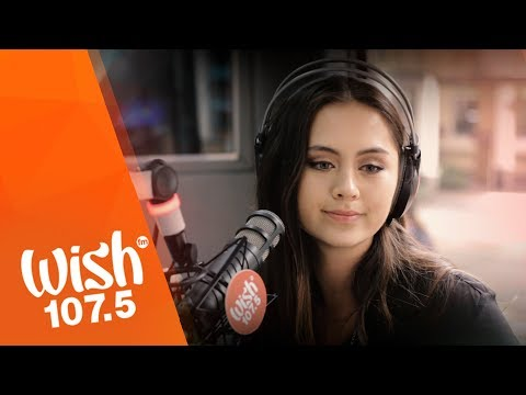 "Jasmine Thompson performs ""Old Friends"" LIVE on Wish 107.5 Bus"
