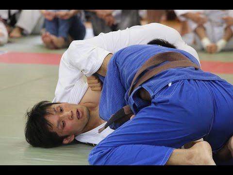 高橋健太 vs 竹田康之 / Jiu Jitsu Priest CUP 2014 GIFU