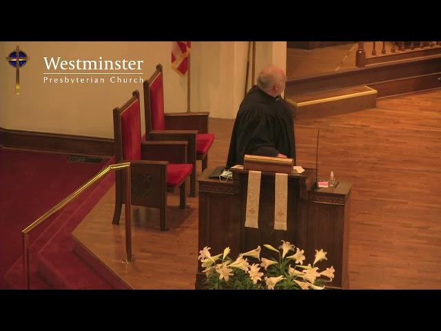 WPC Sermon 4 11 21