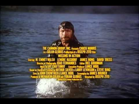 missing in action 1984 official trailer chuck norris