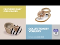 Collection By Voberry Featured Baby Girls Shoes