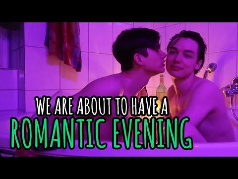 Romantic Evening | Gay Couple VLOG