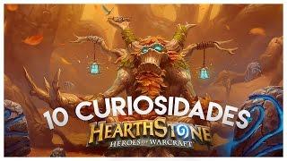 10 Curiosidades: Hearthstone