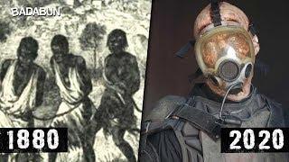 El escalofriante origen de los Zombies