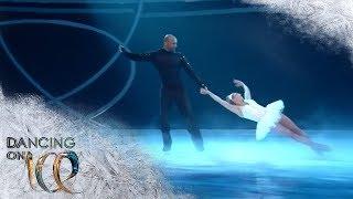Detlef Soost verzaubert mit seiner Schwanensee-Kür und der Todesspirale | Dancing on Ice | SAT.1