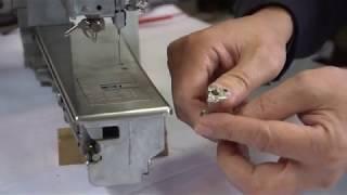 BERNINA activa 140 - особенности конструкции и ремонт швейной машины