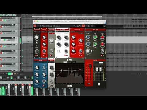 Overloud Gem Voice - vocal production plug-in