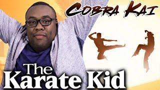 Is THE KARATE KID 1984 Better Today? (Cobra Kai) - Black Nerd Retro Retcon Review
