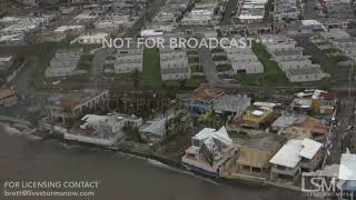 9 21 2017 yabucoa emajagua patillas arroyo south coast puerto rico hurricane maria helicopter damage
