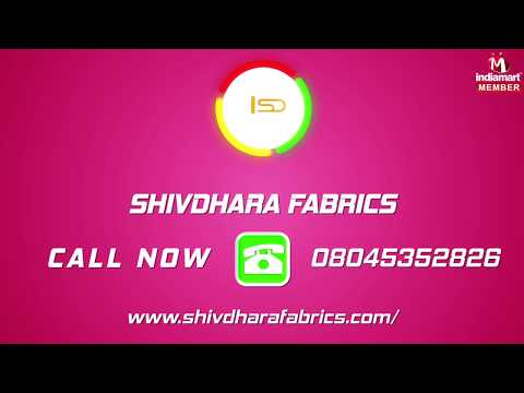 Fancy Dress And Saree Materials by Shivdhara Fabrics, Surat