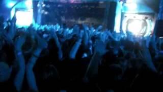 LIVE: Zane Lowe Dj Set - Calvin Harris  - I'm not alone. Radio One Big Weekend.