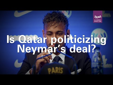 World media highlights Qatar's bid to politicize Neymar deal