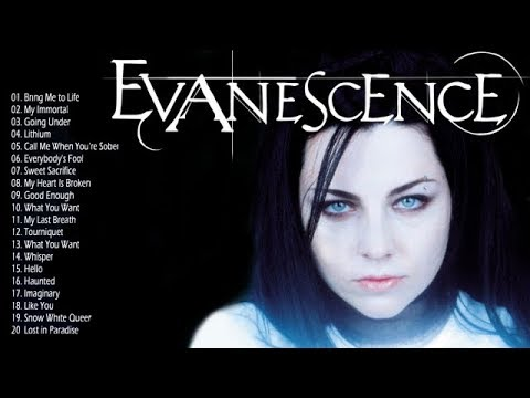 Evanescence  Greatest Hits    Best Of Evanescence