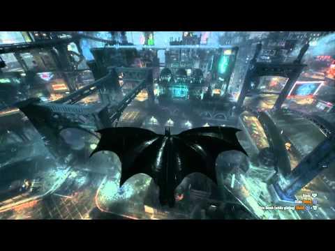 Batman Arkham Knight - Gameplay 1 by Gameplay Programmer - Games Developer - 1080 HD Spanish