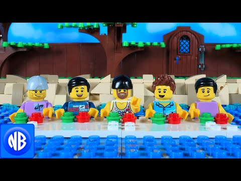 LEGO Dude Perfect Summer Edition Cool Not Cool