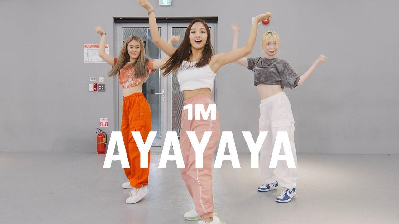 IZ*ONE (아이즈원) - AYAYAYA / Amy Park Choreography