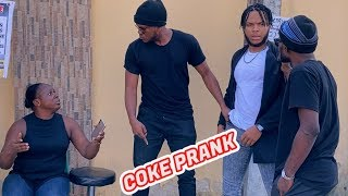 Download Zfancy Comedy - AFRICAN COKE PRANK - Zfancy