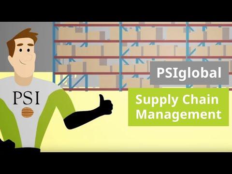 PSIglobal - Ihr Supply Chain Management System