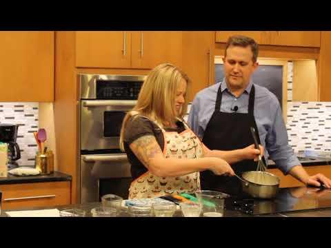 Vegan Baked Brie en Croute with Kat Kannons - Vegan Quest #5