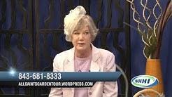 TALK OF THE TOWN | Karen Reuter, All Saints Garden Tour | 4-29-2014 | Only on WHHI-TV