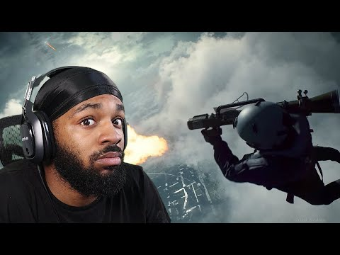 Will this game be the COD KILLER?   Reacting to \