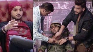 MTV Roadies Rising | Episode 4 | Harbhajan got ANGRY when Neha- Rannvijay tortured a contestant